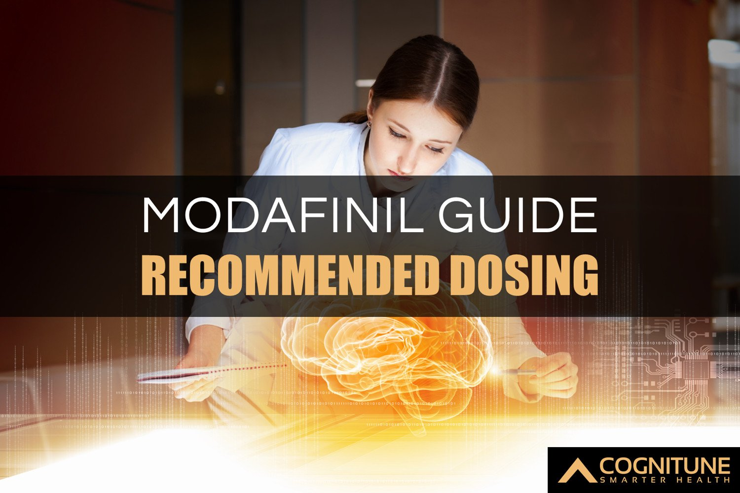 Modafinil Dosage Guide 50mg 100mg 200mg Or 400mg Dose