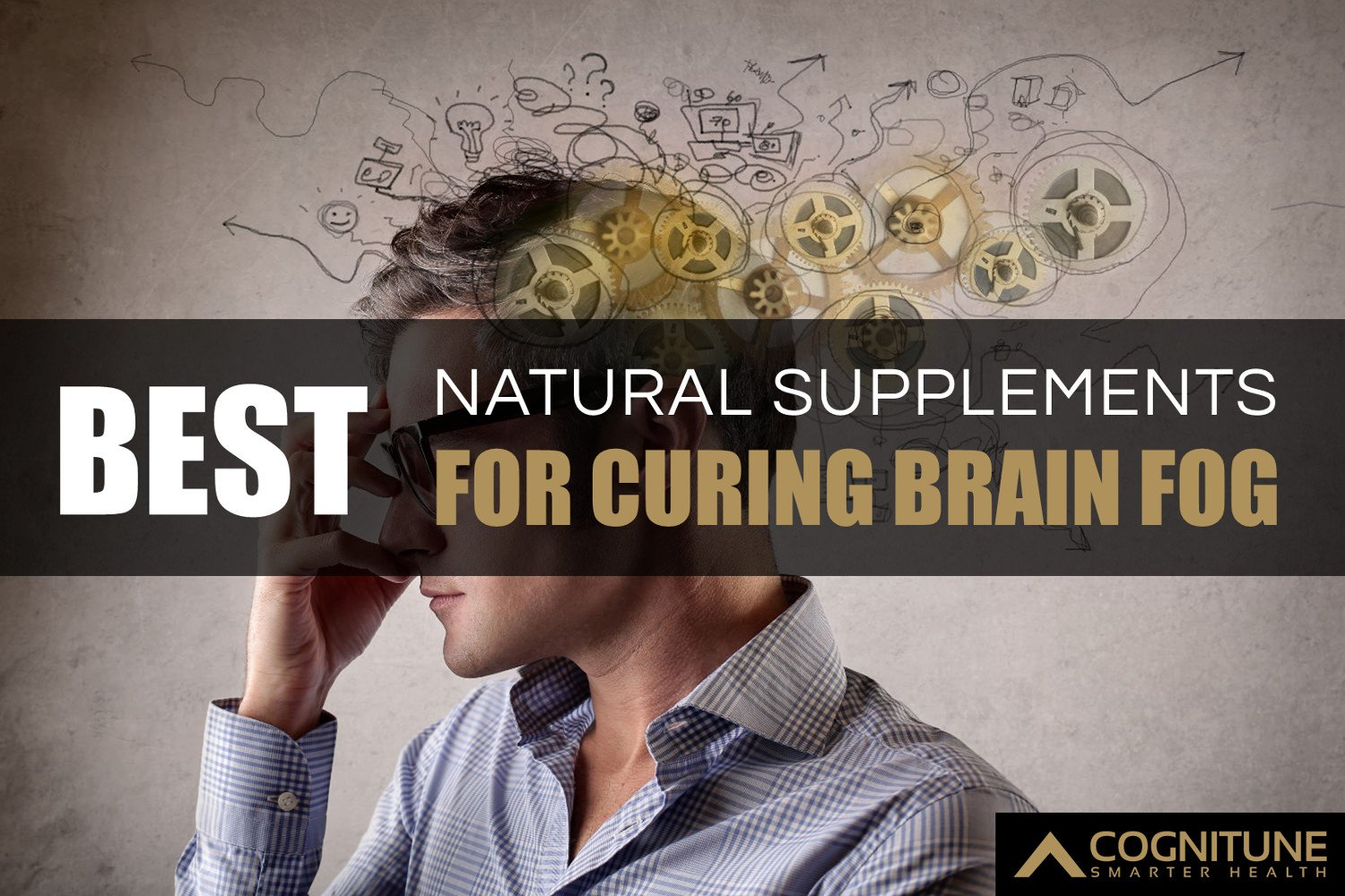 10 Best Natural Supplements for Curing Brain Fog & Mental
