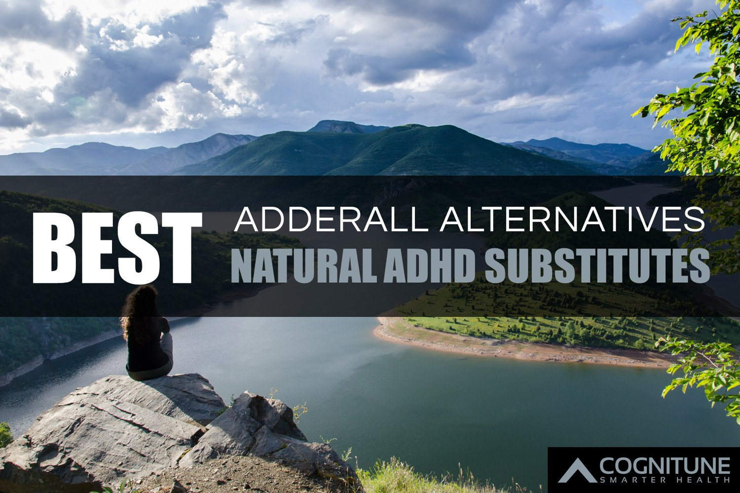 Best Natural Adderall Alternatives
