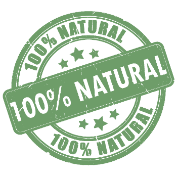 100% All Natural