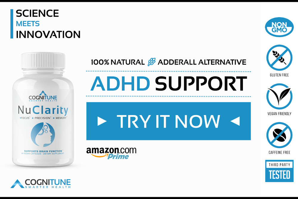 over the counter adhd for adults